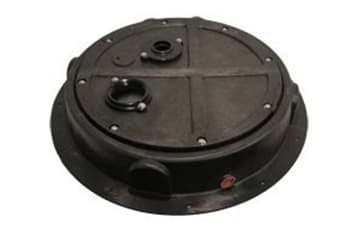 Radon Sump Dome