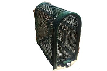Lift-Off Backflow Cage
